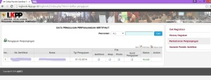 logbook LKPP